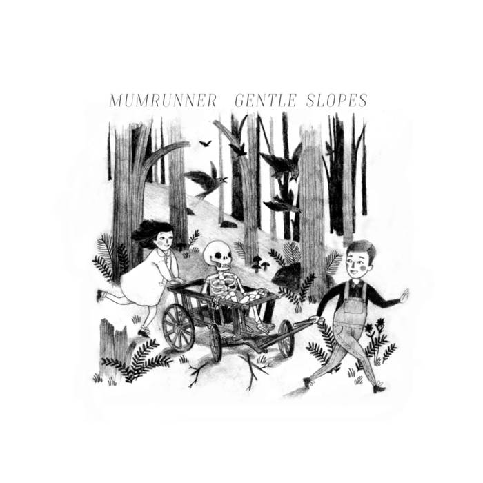 "Mumrunner - Gentle Slopes 12"" EP"